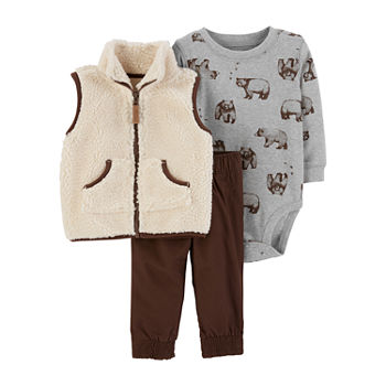 08284145c CLEARANCE Baby Boy Clothes 0-24 Months for Baby - JCPenney