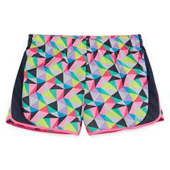 Xersion Dots Running Shorts - Big Kid Girls