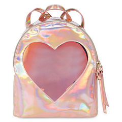 T-Shirt & Jeans Heart Backpack