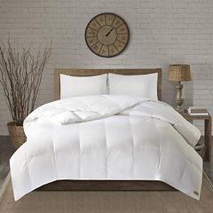 Woolrich 300tc Down Cotton Sateen Oversized Heavyweight Comforter