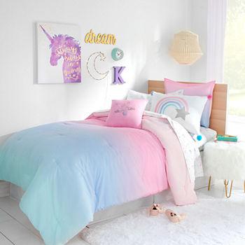 Girls Comforter Sets Kids Bedding for Bed & Bath - JCPenney