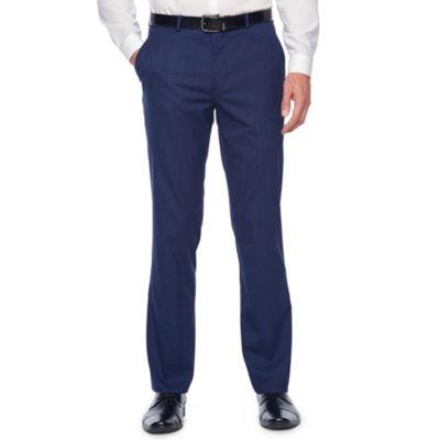 Blue Men's Dress Pants
