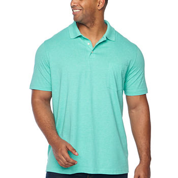 be126c1e Mens Short Sleeve Polo Shirt Big and Tall · (27). Add To Cart. Only at JCP