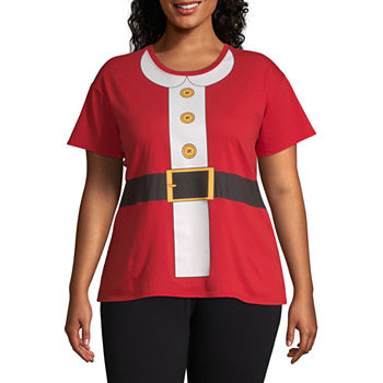 Christmas Tops For Women.North Pole Trading Co Christmas Tops For Women Jcpenney