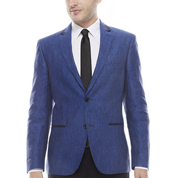3cc2140e5e4 The Savile Row Company Blue Grey Check Sport Coat-Slim Fit · (1). Add To  Cart. Blue.  50.39