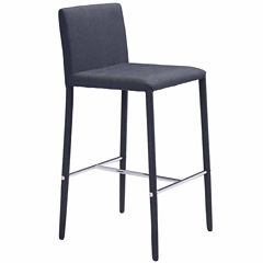 Zuo Modern Confidence 2-pc. Bar Stool