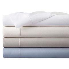 Liz Claiborne Supima Cotton 750tc Sateen Sheet Set