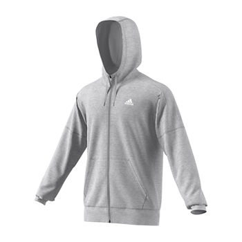 b646ce0c66fb Adidas Hoodies   Sweatshirts for Men - JCPenney