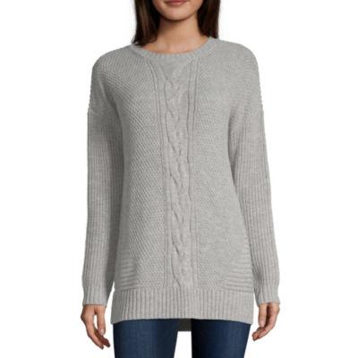 Arizona,Juniors Womens Long Sleeve Pullover Sweater
