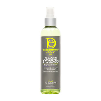 Design Essentials Almond & Avocado Daily Curl Revital Hair Product-8 oz.