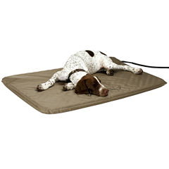 K&H Lectro-Soft Orthopedic Outdoor Heated Pet Bed