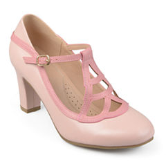 Journee Collection Nile Womens Pumps