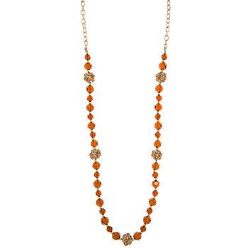 fd62db0d73005 Gloria Vanderbilt Womens Round Strand Necklace