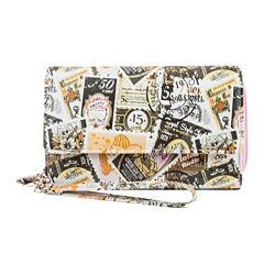 Mundi Big Fat Wallet Postal Checkbook Wallet