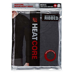HeatCore Crew Neck Long Sleeve Thermal Shirt