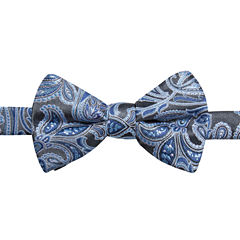 Stafford Paisley Bow Tie