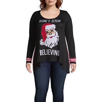 Christmas Sweaters Ugly Tacky Xmas Sweaters Jcpenney