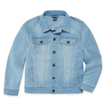 84474a2cd364 Denim Jackets Coats   Jackets for Kids - JCPenney