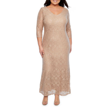 Plus Size Party Dresses For Women Jcpenney