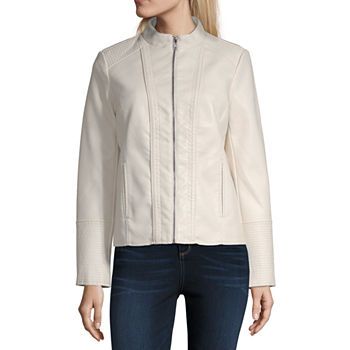 2f55e3abfd0 A.n.a Faux Leather Coats   Jackets for Women - JCPenney