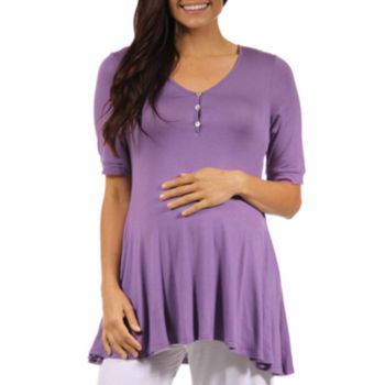Blouses Purple Tops For Women Jcpenney