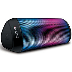 DreamGear iSound-6703 iGlowSound Tower Bluetooth Speaker
