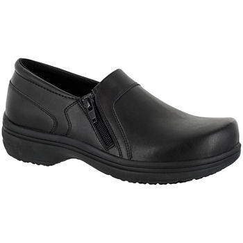 Easy Works By Easy Street Womens Bentley Clogs