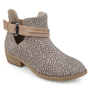 d13f9a48f4e7 Journee Collection Booties All Women s Shoes for Shoes - JCPenney