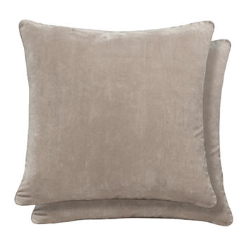 Throw Pillows Beige Pillows Throws For The Home JCPenney Simple Black And Beige Decorative Pillows