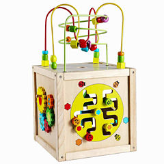 Multi Activity Cube Baby Play
