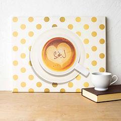 Cathy's Concepts Personalized Espresso Coffee Canvas