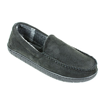 Dockers Slip On Slippers. Mens Slippers  Moccasin   House Slippers for Men   JCPenney