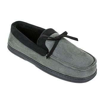 Mens Izod Mens Quilted Slipper Sale Outlet Size 47