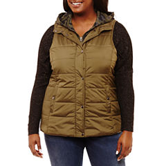 Arizona Puffer Vest-Juniors Plus