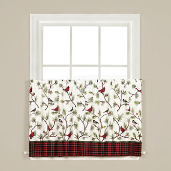 christmas kitchen bath curtains - Christmas Kitchen Curtains
