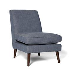 Dimensions American Amish Slipper Chair