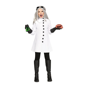 Child Mad Scientist Girls Costume