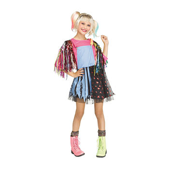 Child Roller Derby Rascal Girls Costume