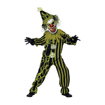 Child Boogers The Clown Costume Boys Costume