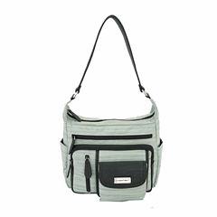 St. John's Bay Multi Directional Hobo Bag