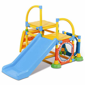 Grow'N Up Climb 'N Slide Gym
