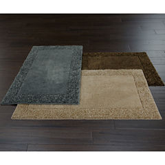 JCPenney Home™ Shag Border Rug Collection