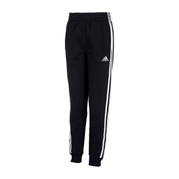 adidas Little Boys Tapered Jogger Pant
