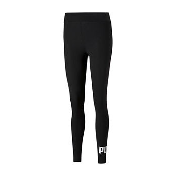 Puma Essentials Womens Mid Rise 7/8 Ankle Leggings