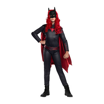 Child Batwoman Girls Costume