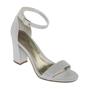 Silver All Women S Shoes For Shoes Jcpenney