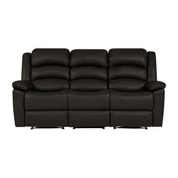Faux Leather Brown Sofas For The Home