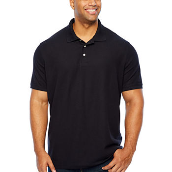 c51dbf4a84 The Foundry Big & Tall Supply Co. Mens Short Sleeve Polo Shirt Big and Tall