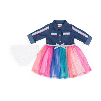 Newborn Christmas Dresses 0 3 Months.Dresses Baby Girl Clothes 0 24 Months For Baby Jcpenney