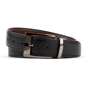 Van Heusen® Reversible Stretch Belt With Feathered Edge